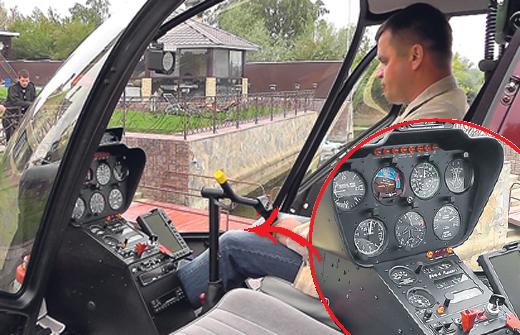 Бизнесмен купил за 22 000 000 вертолет, чтобы разыскивать пропавших детей