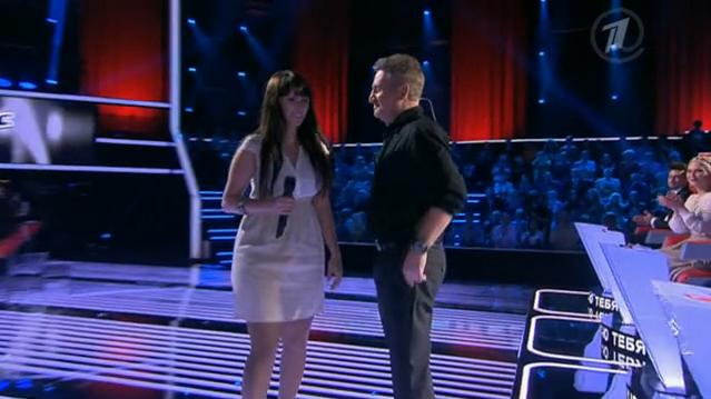 Ульяновская певица вышла во второй тур шоу «Голос»