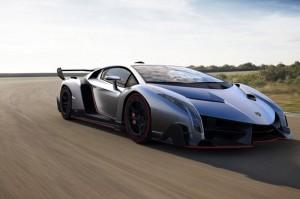 Самый крутой Lamborghini: первые фото