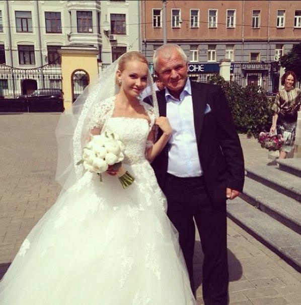 Наталья Варвина вышла замуж