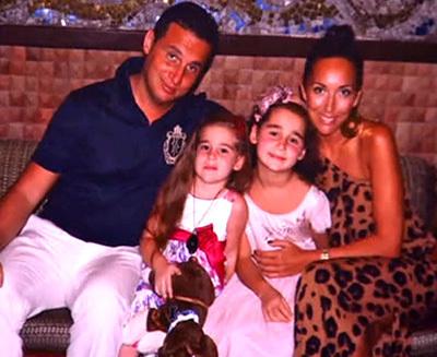 Алсу и дочери: фото
