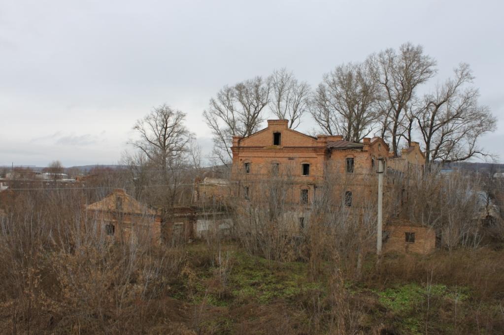 Новый памятник культурного наследия в Сурском: здание первой мукомольной мельницы