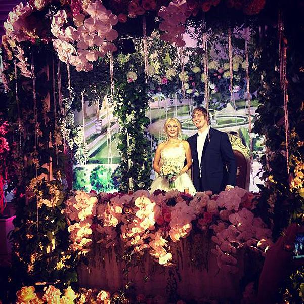 Свадьба Леры Кудрявцевой