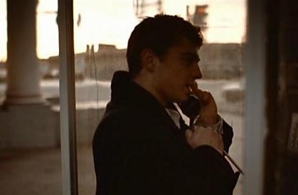 """Кэт? Привет, это Данила. Ну помнишь, с плеером? Ты мне ещѐ на концерте телефон дала. Сказала: """"Бабки будут - оттопыримся"""". Да, есть."""