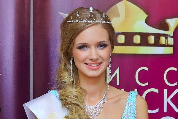 Мисс Минск-2013 Яна Концевенко