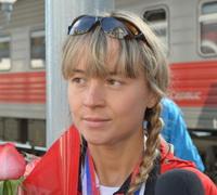 Пандакова Марина Александровна – мастер спорта России международного класса по легкой атлетике