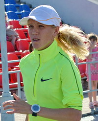 Прокопьева Алина Альбертовна – мастер спорта России международного класса по легкой атлетике