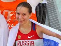 Соколова Вера Александровна - мастер спорта России международного класса по легкой атлетике