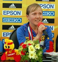 Юманова Ирина Петровна – мастер спорта России международного класса по легкой атлетике