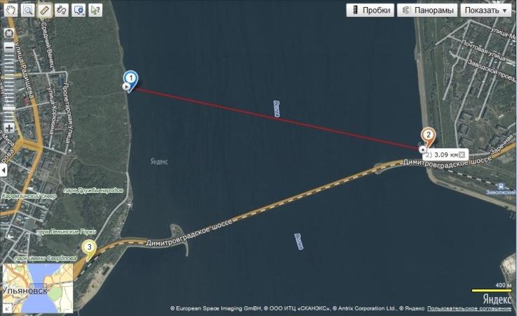 Традиционный заплыв через Волгу намечен на 20 июля
