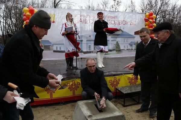 В Ульяновске построят «Национальную деревню»