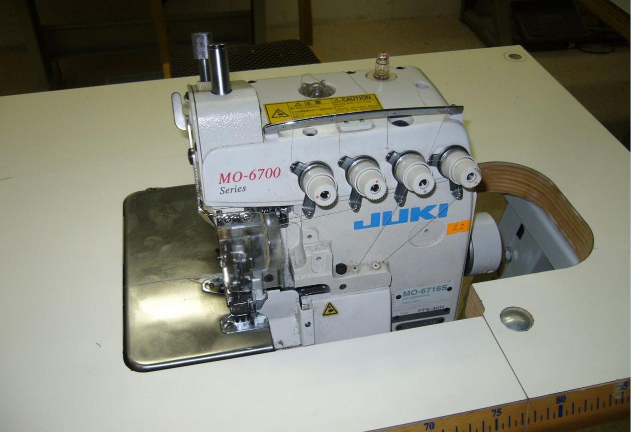 Juki MO 6716