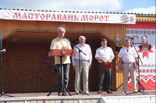 Фестиваль «Масторавань морот» пройдёт в в селе Кивать Кузоватовского района 2 июля 2016 года