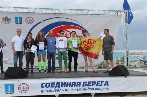 9 июля в Ульяновске состоится открытие фестиваля пляжных видов спорта