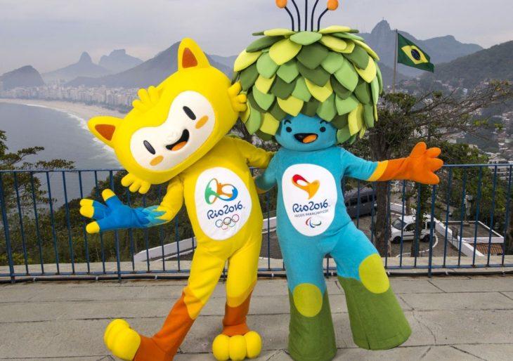 5-21 августа 2016: летние Олимпийские игры в Рио-де-Жанейро