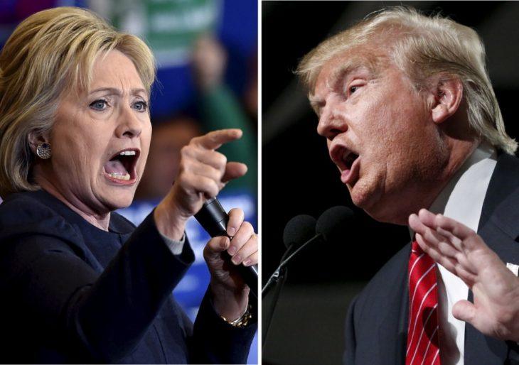 8 ноября 2016: президентские выборы в США, выборы в сенат и палату представителей