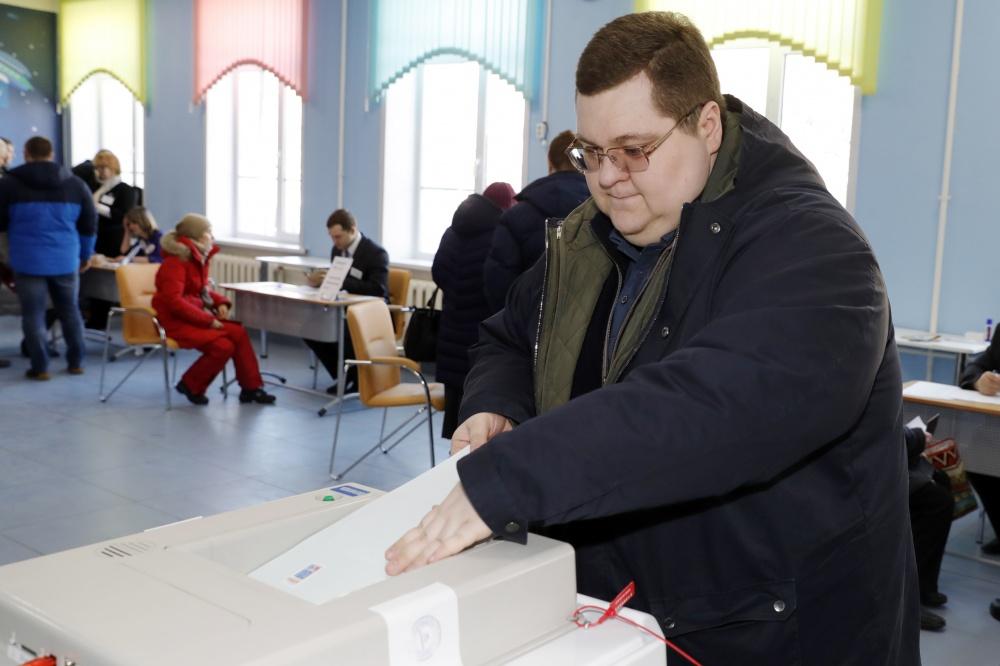 Игорь Чайка. Фото TASS/Scanpix/LETA