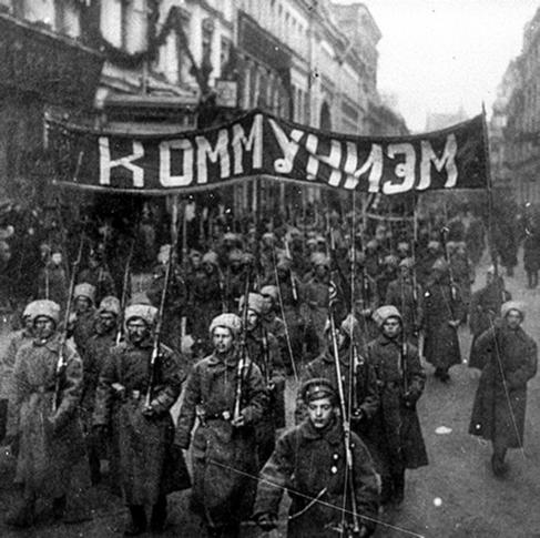 Волны социального настроения очевидны в ранней истории России